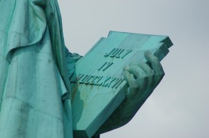 Statue of Liberty - tablet