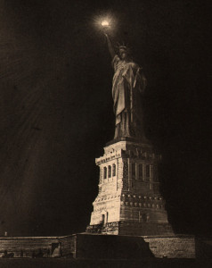 Statue of Liberty -  torch lite