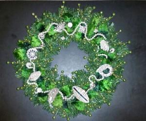 Wreath - jewlery