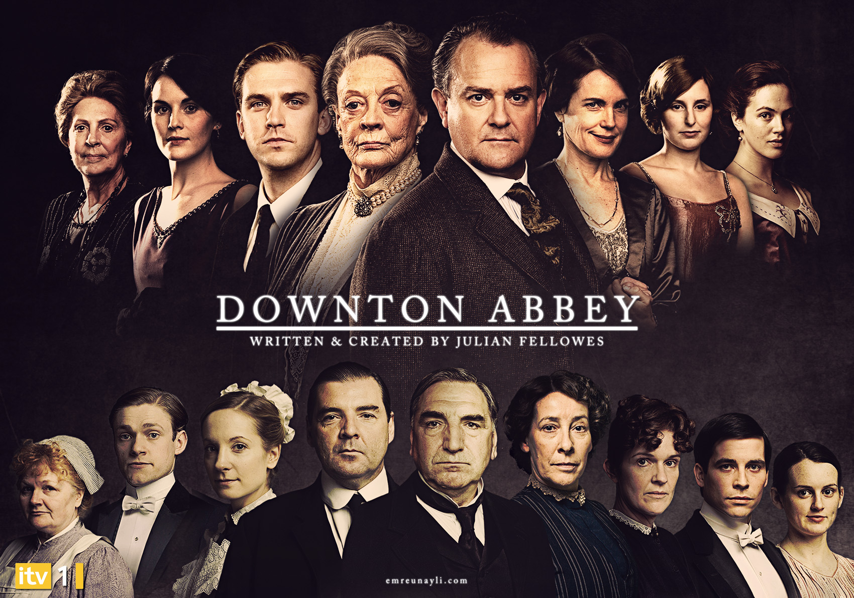 Downton Abbey: actors and roles