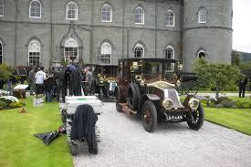 Duneagle Castle - filming