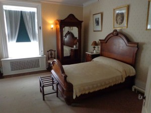 Springwood - Bedroom where FDR was born