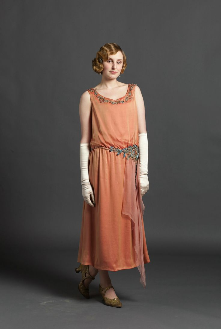 dresses of Lady Edith Downton Abbey | The Enchanted Manor
