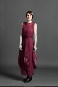 season 3 Mary evening dress 1