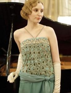season 4- Edith - evening wear 1 front