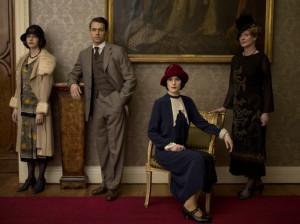season 5 - London clothing - cast