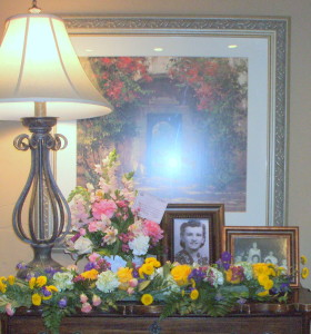 Funeral display 1