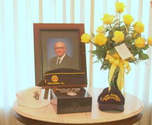 Funeral display 2