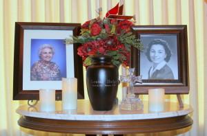 Funeral display 3