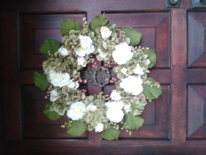 Funeral wreath 1