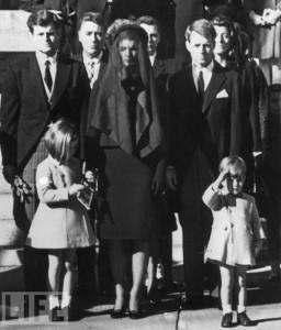 JFK - funeral
