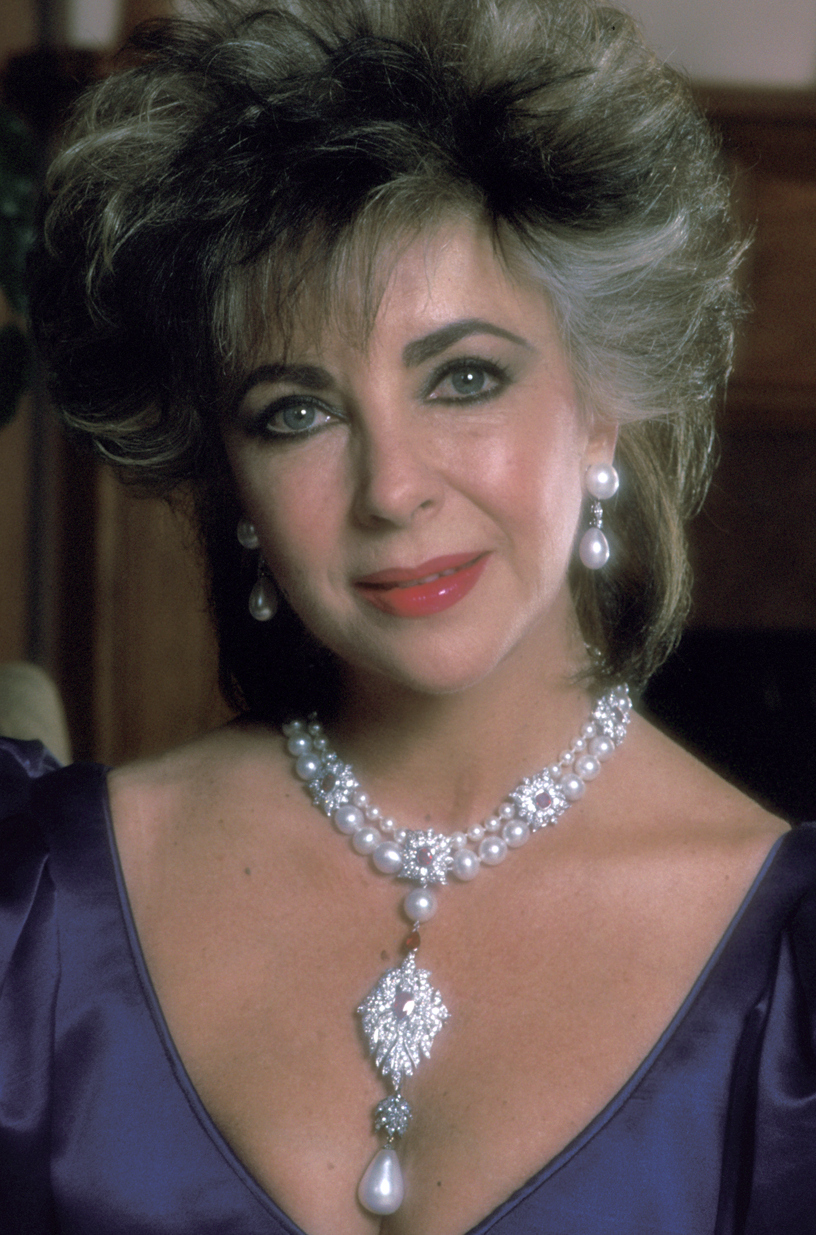 Elizabeth Taylor S Personal Jewelry Collection The