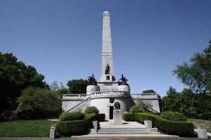 Licoln's Tomb exterior