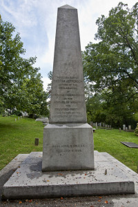 Thomas-Jeffersons-grave
