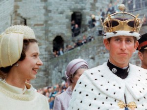1969 Prince Charles Investiture