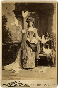 Mrs. Alva Vanderbilt