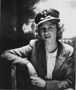 Princess Elizabeth-1942 ATS (Auxiliary Territorial Services) uniform