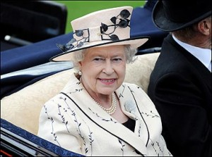 Queen Elizabeth - Ascot Hat 1