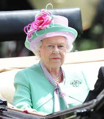 Queen Elizabeth - Ascot Hat 2