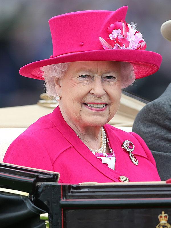 Queen Elizabeth S Floral Hats The Enchanted Manor