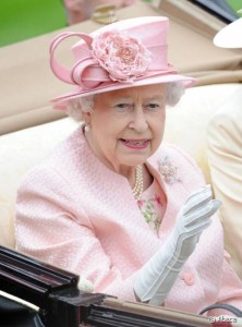 Queen Elizabeth - Ascot Hat 4