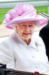 Queen Elizabeth - Ascot Hat 5