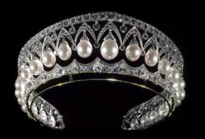 Empress Maria Fedorovna diadem