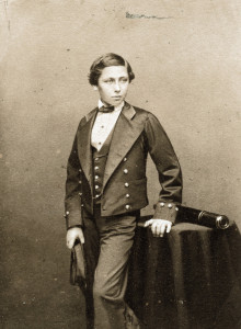 Prince Alfred 1860