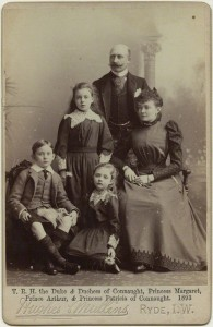 Prince Arthur - children