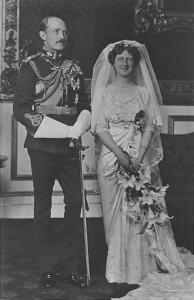 Prince Arthur - wedding to Alexandra Fife