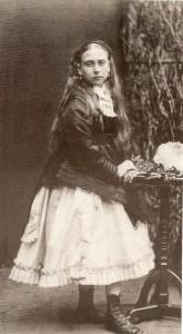 Princess Beatrice - young