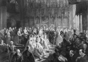 Princess Louise - wedding