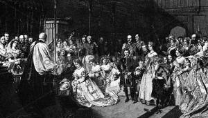 Princess Victoria - wedding