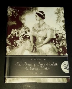 Queen Mother book