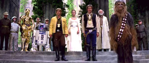A New Hope - original cast