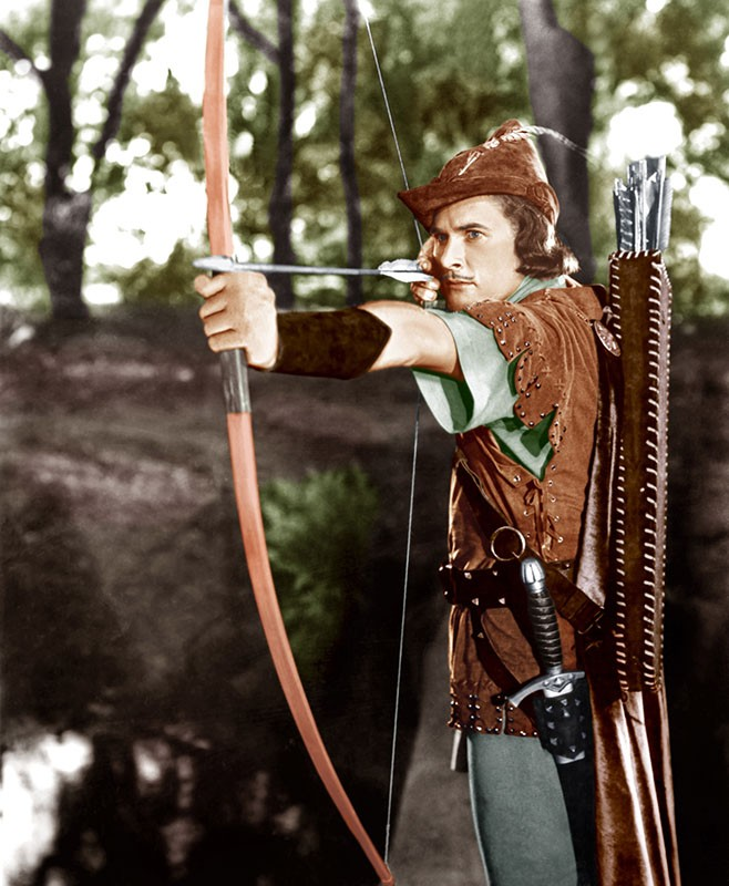 The Adventures of Robin Hood | The Enchanted Manor
