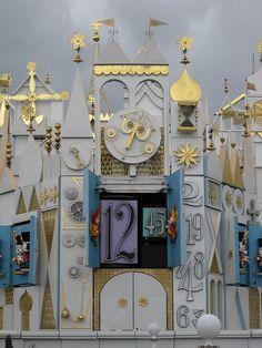 It's a Small World clock 2