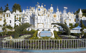 It's a Small World exterior 1