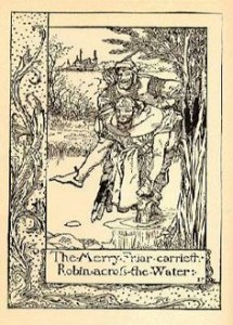 Merry Adventures of Robin Hood - Friar Tuck