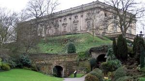 Nottingham Castle Cave