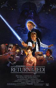 Return of the Jedi poster