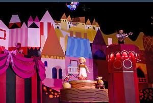 Small World 2009 Cinderella