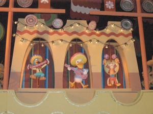 Small World 2009 Donald Duck 3 Caballeros 1