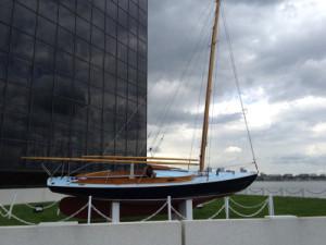 Victura sailboat