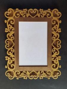 Framed Wedding Invitation - final
