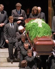 Jackie Kennedy Onassis funeral