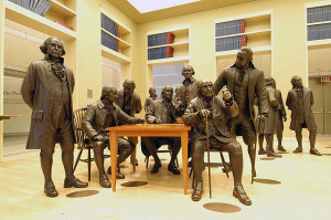 National Constitutional Center - Signer's Hall