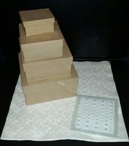 Something old, etc. box - supplies 1