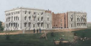 US Capitol 1814