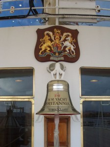 Britannia Royal Yacht - bell